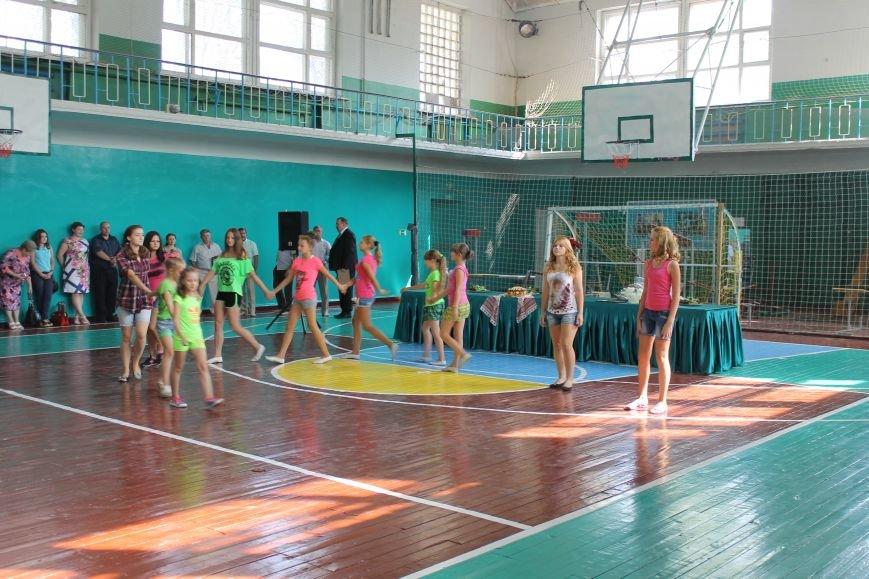 В городе Белицкое торжественно открыли Дворец спорта (Фото), фото-6