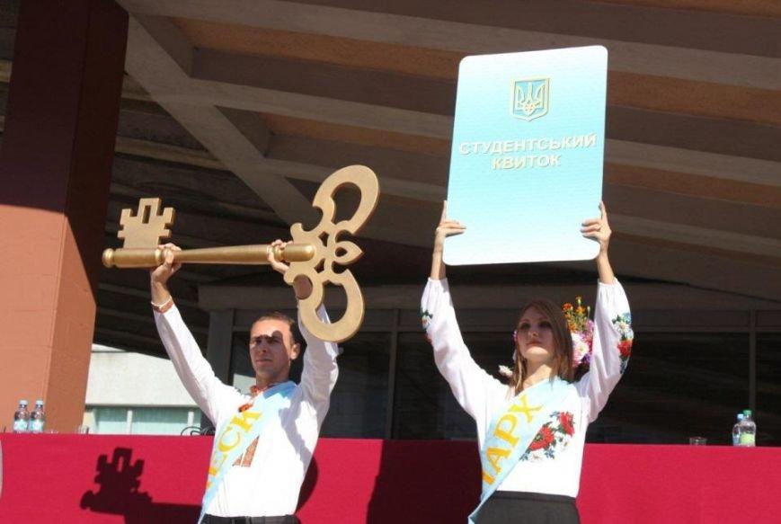 Більше 9 тисяч першокурсників стали студентами Львівської політехніки (ФОТО) (фото) - фото 6