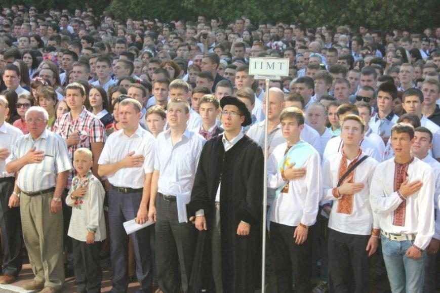 Більше 9 тисяч першокурсників стали студентами Львівської політехніки (ФОТО) (фото) - фото 3