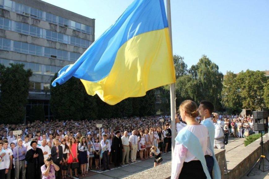 Більше 9 тисяч першокурсників стали студентами Львівської політехніки (ФОТО) (фото) - фото 2