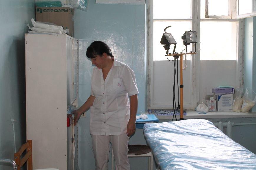Руководство Часовоярской больницы снова застали врасплох, фото-2