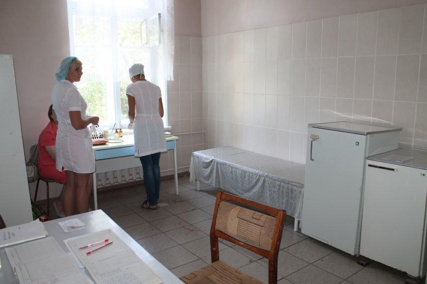 Руководство Часовоярской больницы снова застали врасплох, фото-8