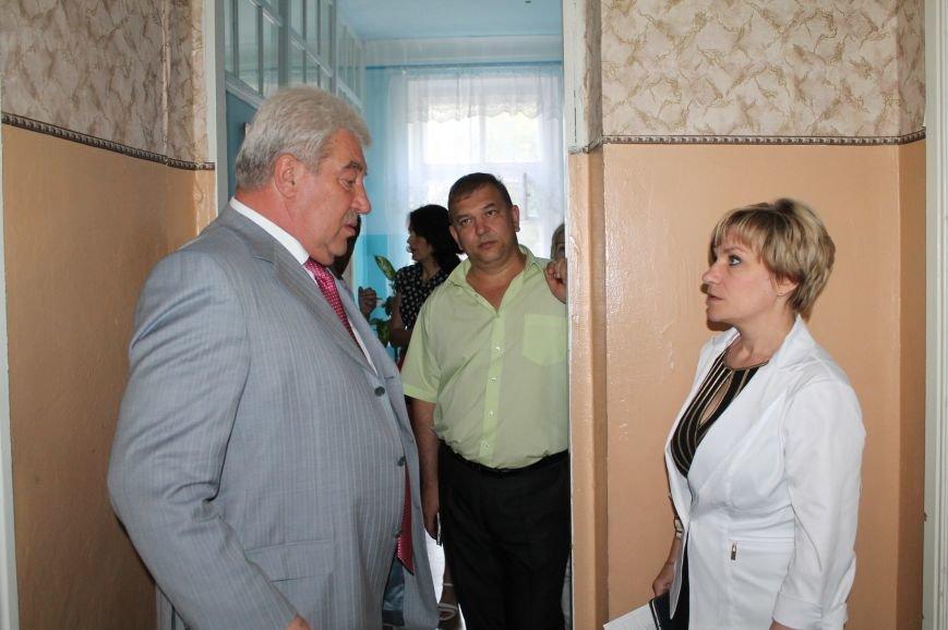 Руководство Часовоярской больницы снова застали врасплох, фото-7