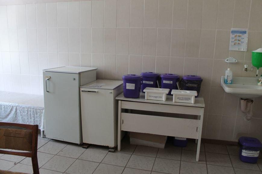 Руководство Часовоярской больницы снова застали врасплох, фото-9