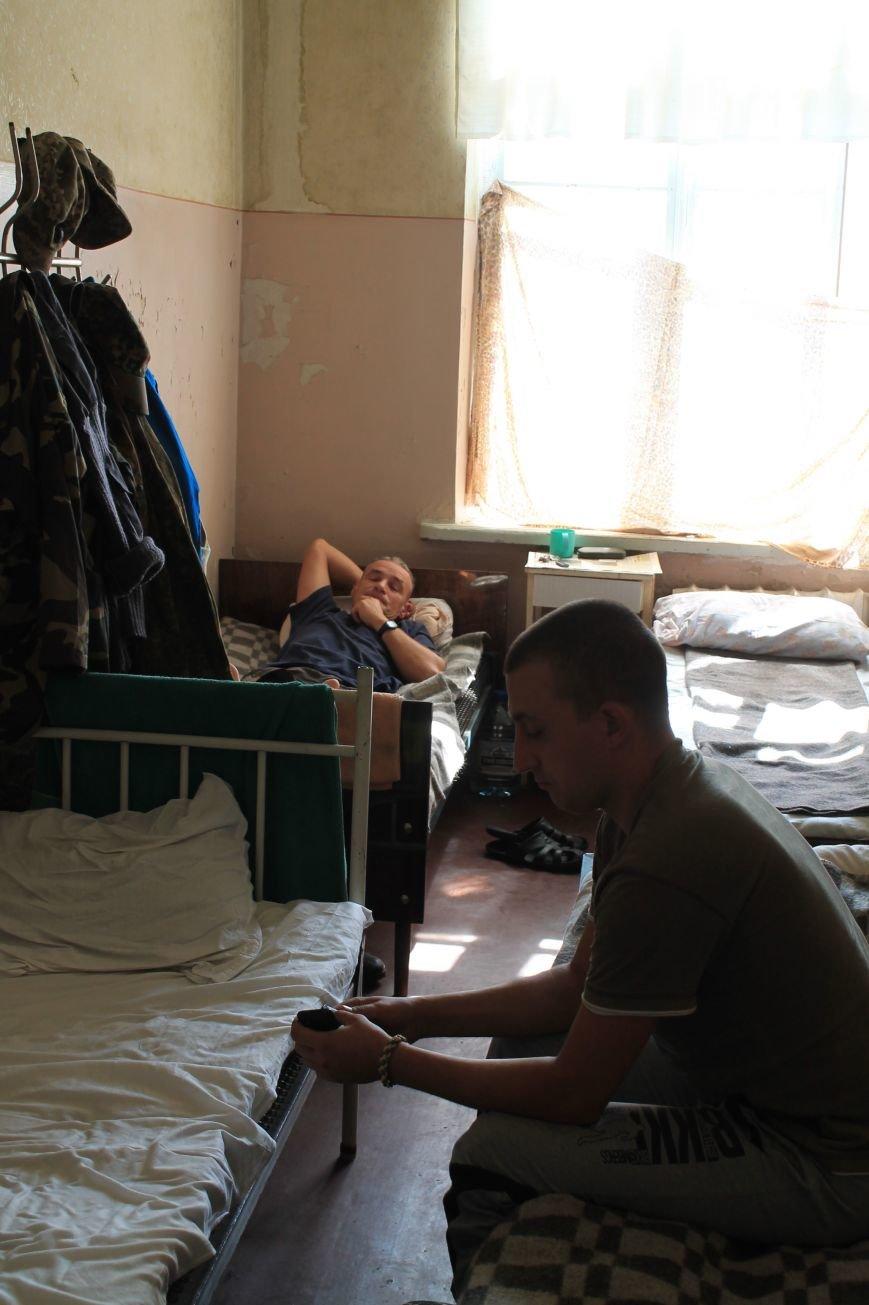 Руководство Часовоярской больницы снова застали врасплох, фото-4