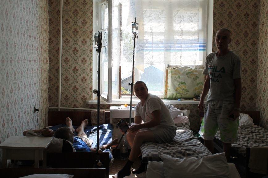 Руководство Часовоярской больницы снова застали врасплох, фото-3