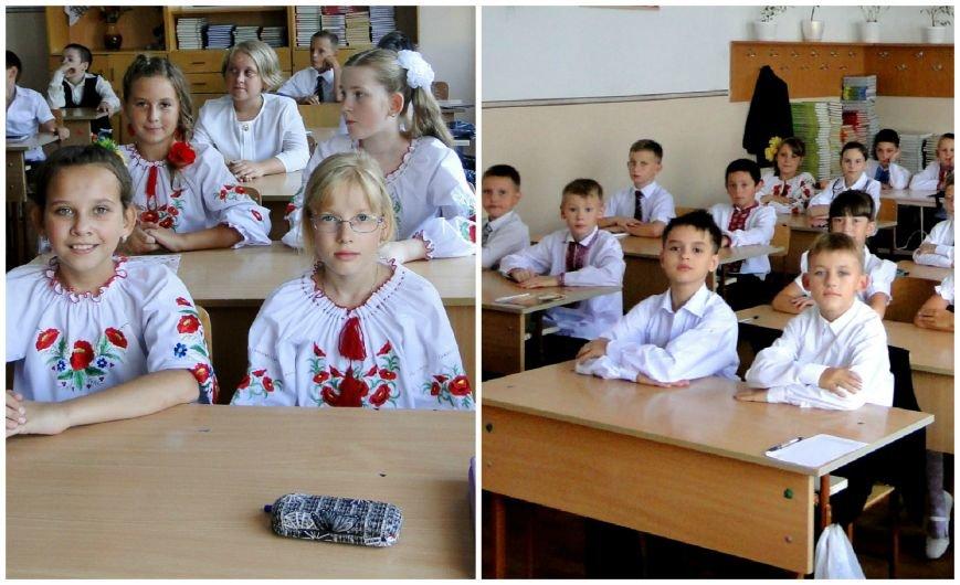 Як лунав Перший дзвінок для школярів 25-ої школи (фото) - фото 6