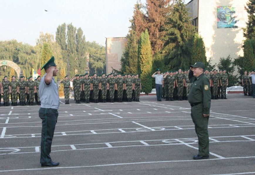 У Національній прикордонній академії відбулися урочистості з нагоди початку нового навчального року (Фото), фото-2