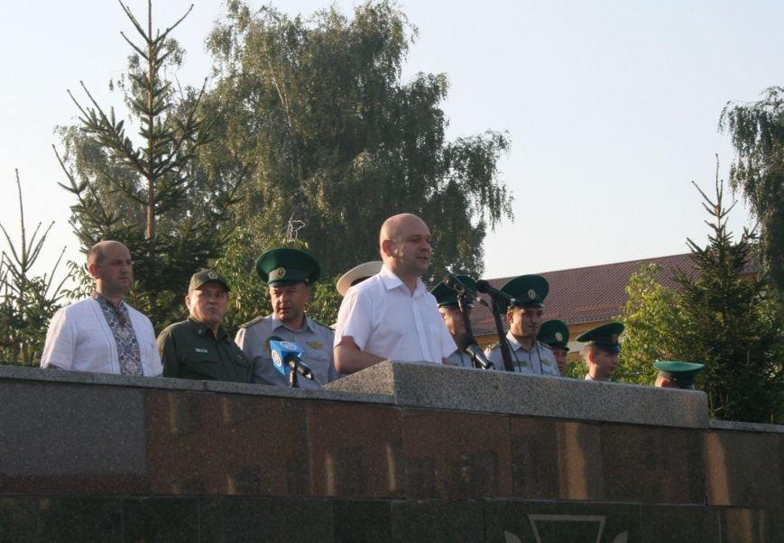 У Національній прикордонній академії відбулися урочистості з нагоди початку нового навчального року (Фото), фото-3