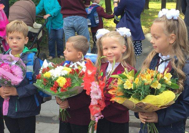 1 сентября не все школы в Пушкинском районе были готовы к встрече детей, фото-1