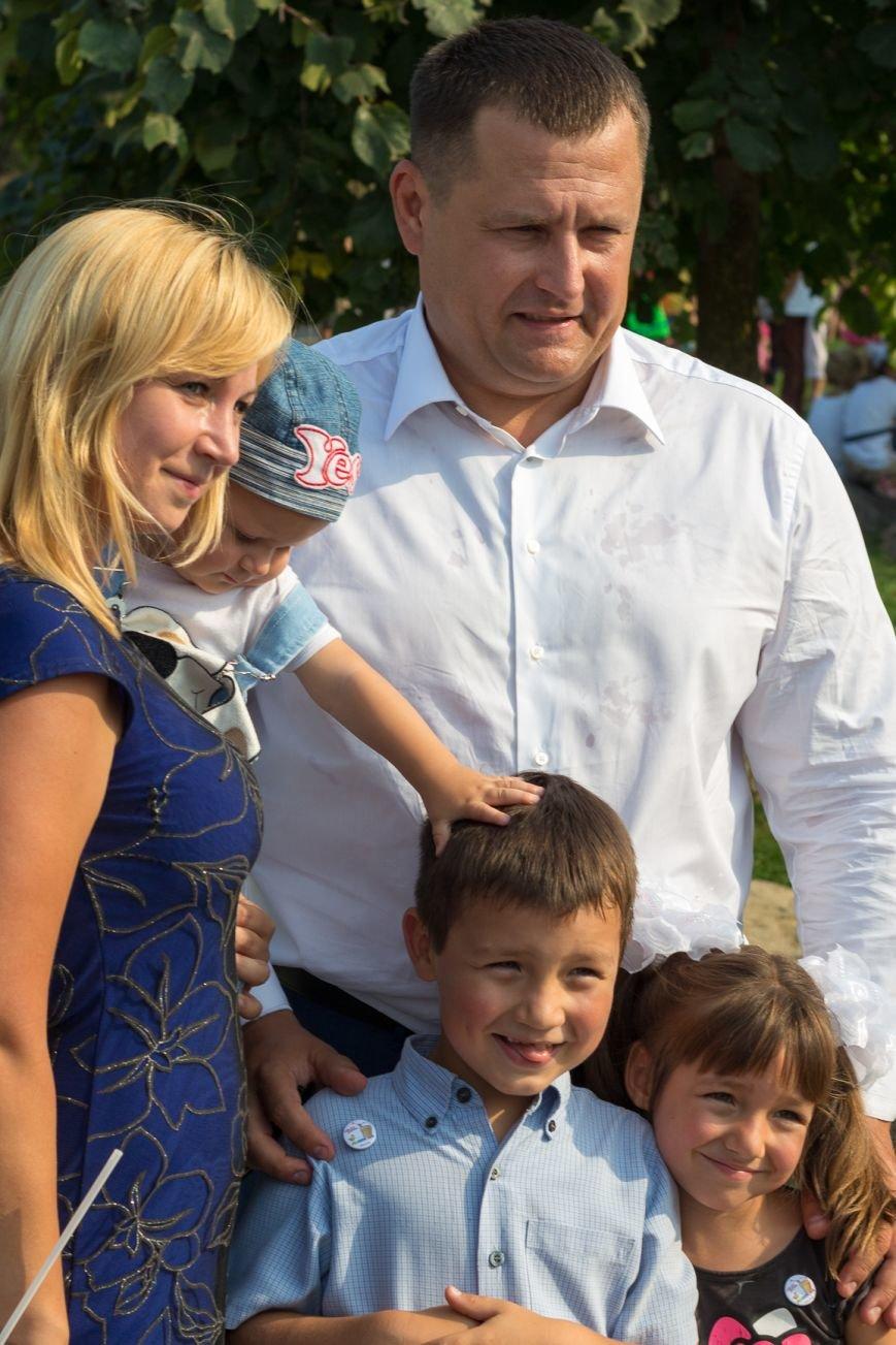В Днепропетровске прошел фестиваль мороженого, фото-1