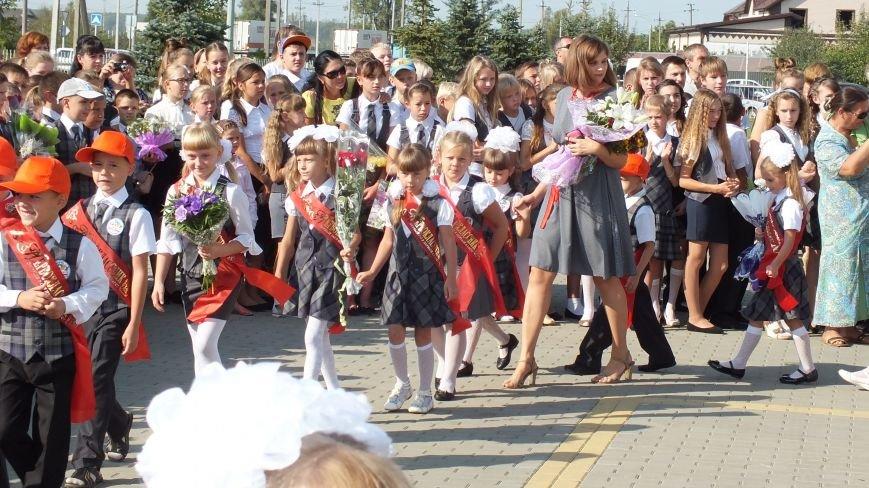 Двойной праздник для школы №31 (фото) - фото 1
