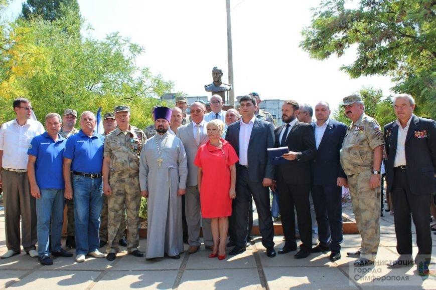 Бахарев предложил установить во всех школах Симферополя памятники защитникам Отечества (ФОТО) (фото) - фото 1