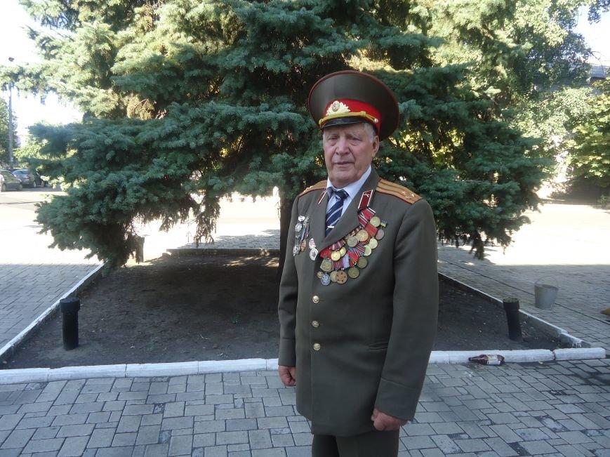 Красноармейск почтил 70-ю годовщину окончания Второй мировой войны (фото) - фото 1