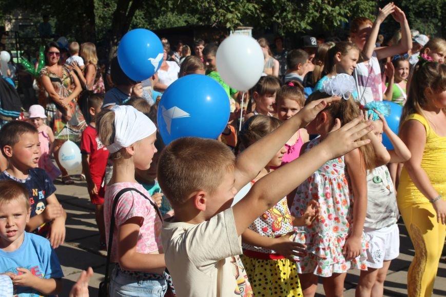 В Кривом Роге открыли новую, уже 140-ю по счету, детскую площадку., фото-2