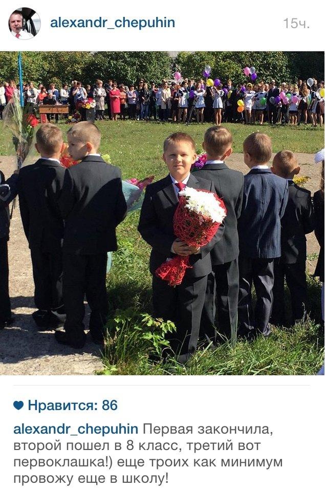 Первое сентября глазами ульяновских чиновников (фото) - фото 4
