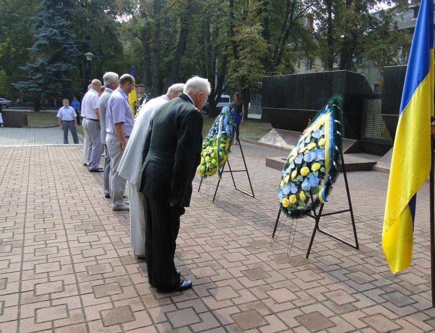 Відбулося урочисте вшанування подвигу українців у Другій світовій війні (Фото) (фото) - фото 2