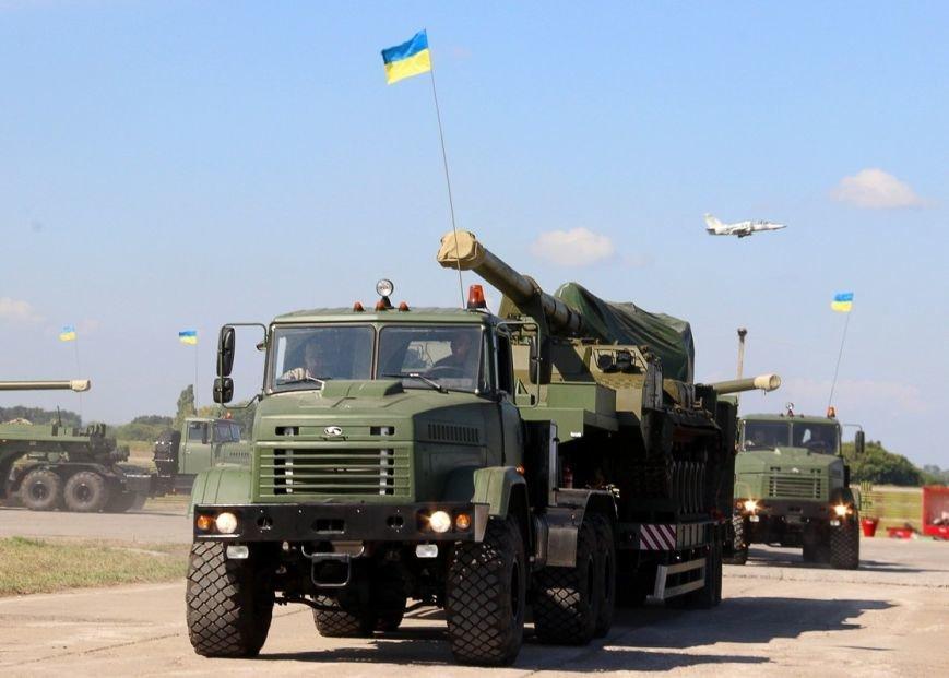 Нарастили мощь. Как армия Украины усилилась в зоне АТО (ИНФОГРАФИКА), фото-11