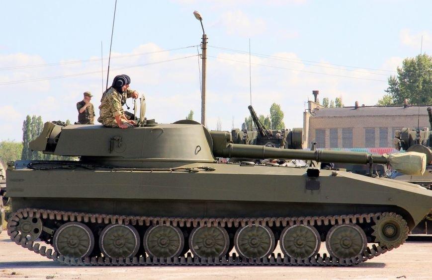 Нарастили мощь. Как армия Украины усилилась в зоне АТО (ИНФОГРАФИКА), фото-12