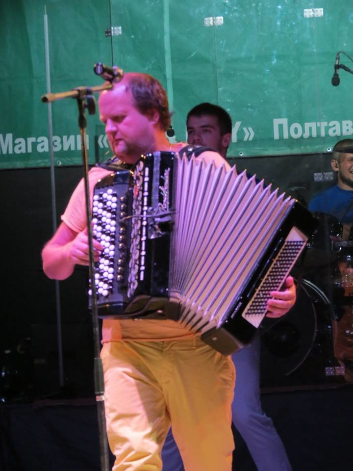 Криворожская группа «Шепіт Нагваля» выступила на международном фестивале Vorskla-Rock'n'Ball (ФОТО), фото-8