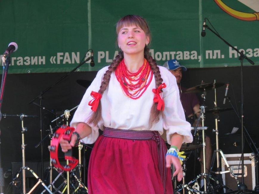 Криворожская группа «Шепіт Нагваля» выступила на международном фестивале Vorskla-Rock'n'Ball (ФОТО), фото-13