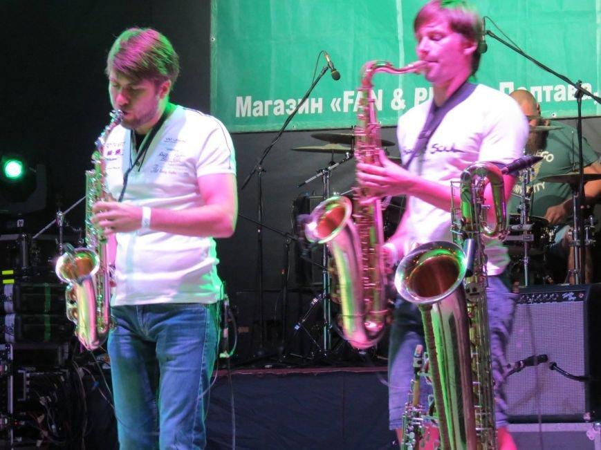 Криворожская группа «Шепіт Нагваля» выступила на международном фестивале Vorskla-Rock'n'Ball (ФОТО), фото-4