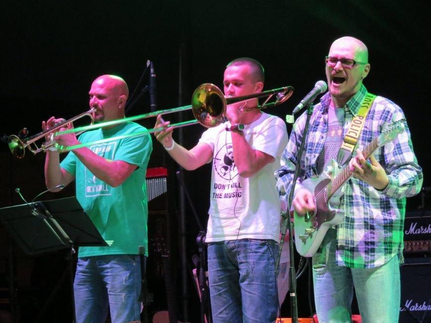 Криворожская группа «Шепіт Нагваля» выступила на международном фестивале Vorskla-Rock'n'Ball (ФОТО), фото-1
