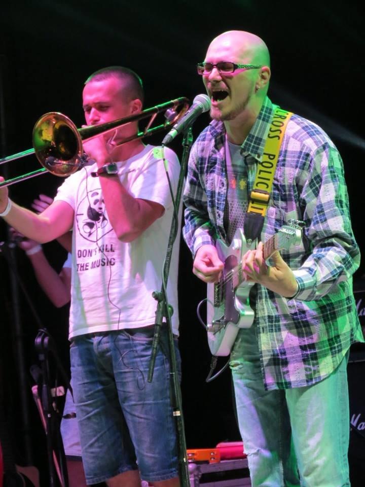 Криворожская группа «Шепіт Нагваля» выступила на международном фестивале Vorskla-Rock'n'Ball (ФОТО), фото-5