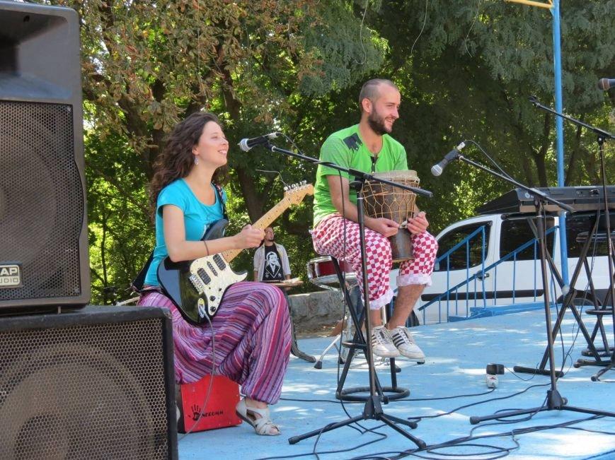Криворожская группа «Шепіт Нагваля» выступила на международном фестивале Vorskla-Rock'n'Ball (ФОТО), фото-20