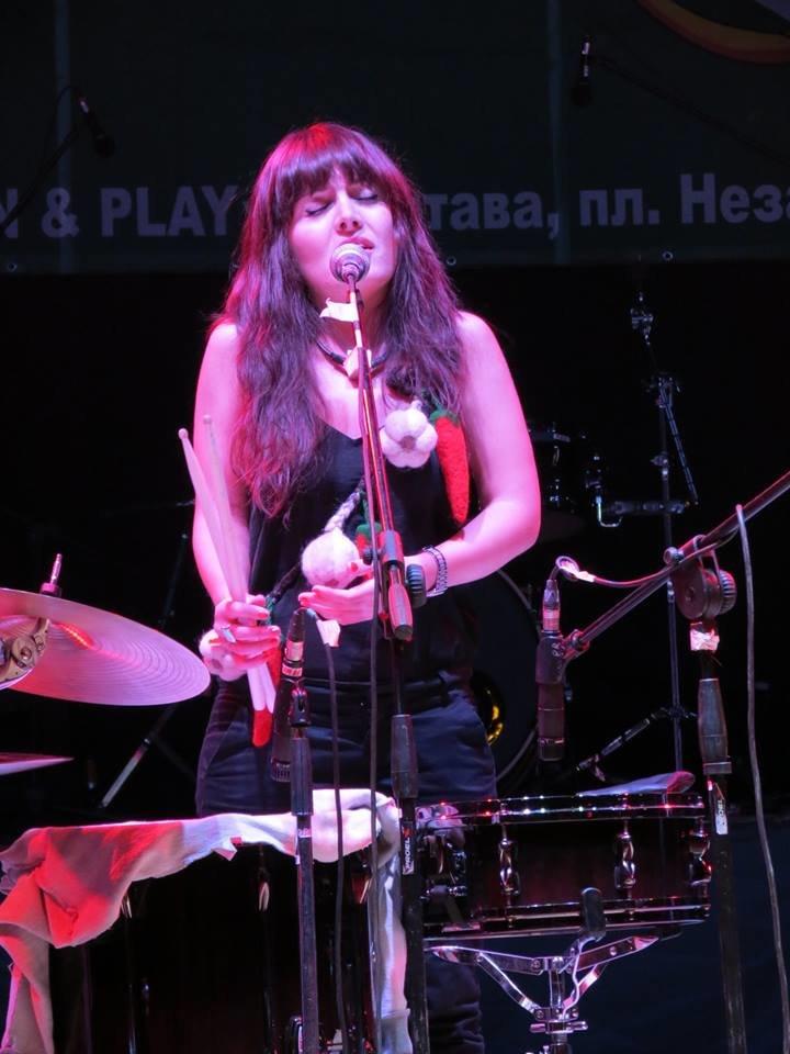 Криворожская группа «Шепіт Нагваля» выступила на международном фестивале Vorskla-Rock'n'Ball (ФОТО), фото-18