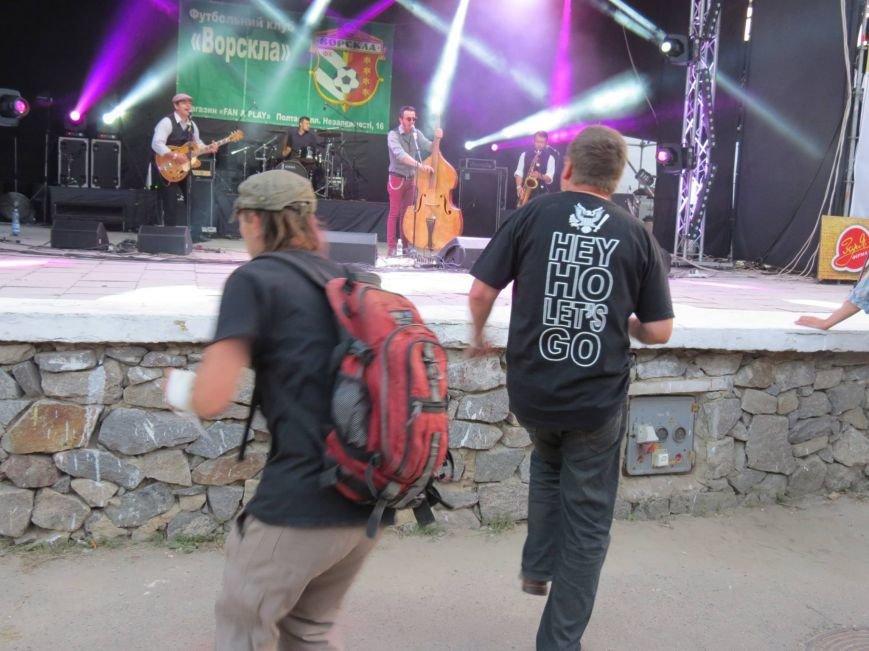 Криворожская группа «Шепіт Нагваля» выступила на международном фестивале Vorskla-Rock'n'Ball (ФОТО), фото-24