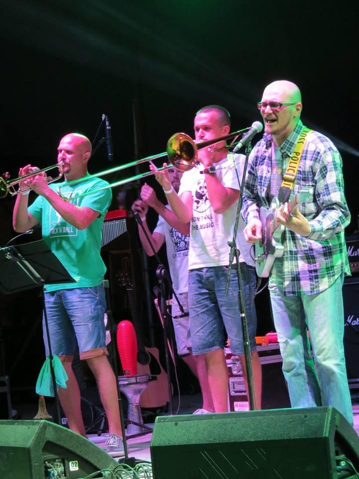 Криворожская группа «Шепіт Нагваля» выступила на международном фестивале Vorskla-Rock'n'Ball (ФОТО), фото-2