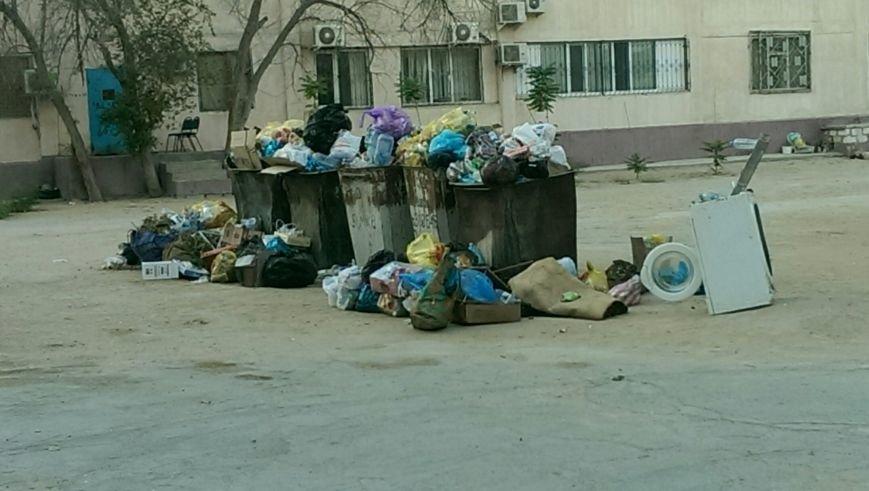 ТОО «Caspiy Operating» просит жителей Актау сообщать о неубранном мусоре, фото-6