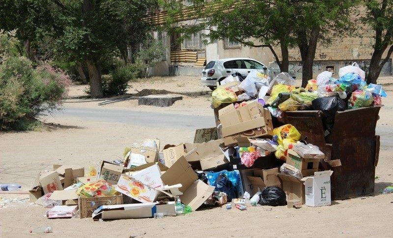 ТОО «Caspiy Operating» просит жителей Актау сообщать о неубранном мусоре (фото) - фото 6
