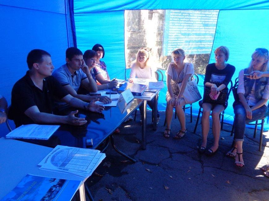 В Красноармейском центре занятости обсудили проблемы переселенцев и социальную политику (фото) - фото 6