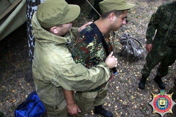 В Мариуполе по тревоги милиционеры учились оказывать помощь в бою (ФОТО) (фото) - фото 1
