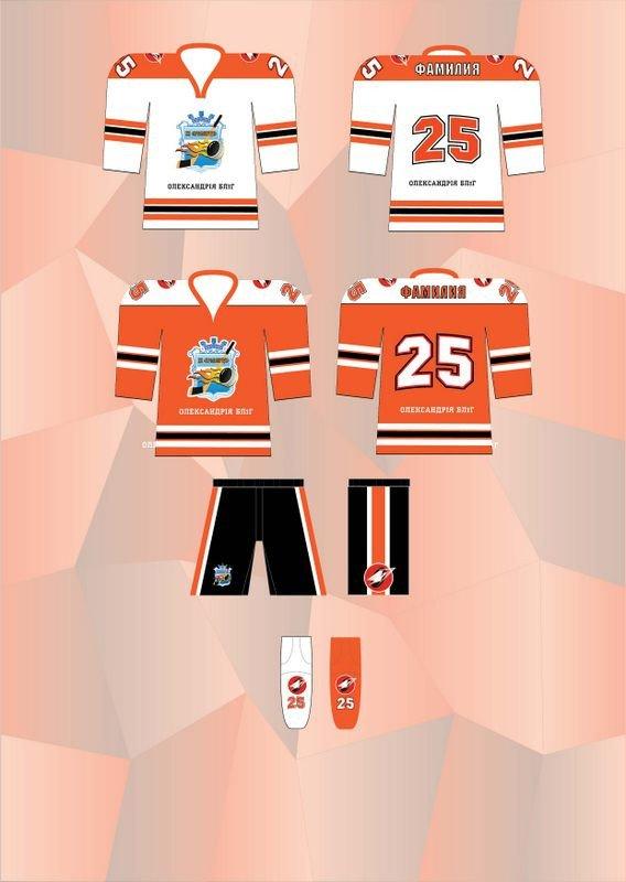 ХК «Кременчуг» готовится к сезону: меняет форму и подписывает новых игроков (фото) - фото 1