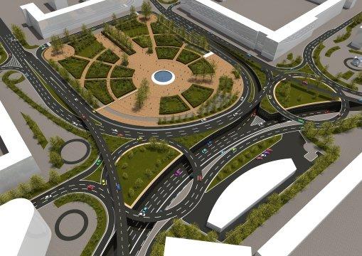 На Ленинградской площади планируют построить трёхуровневую развязку (ФОТО) (фото) - фото 1