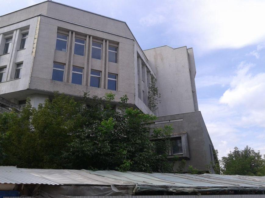 Недобудований храм знань у Тернополі потрохи стає «лісопосадкою» (фото) - фото 1