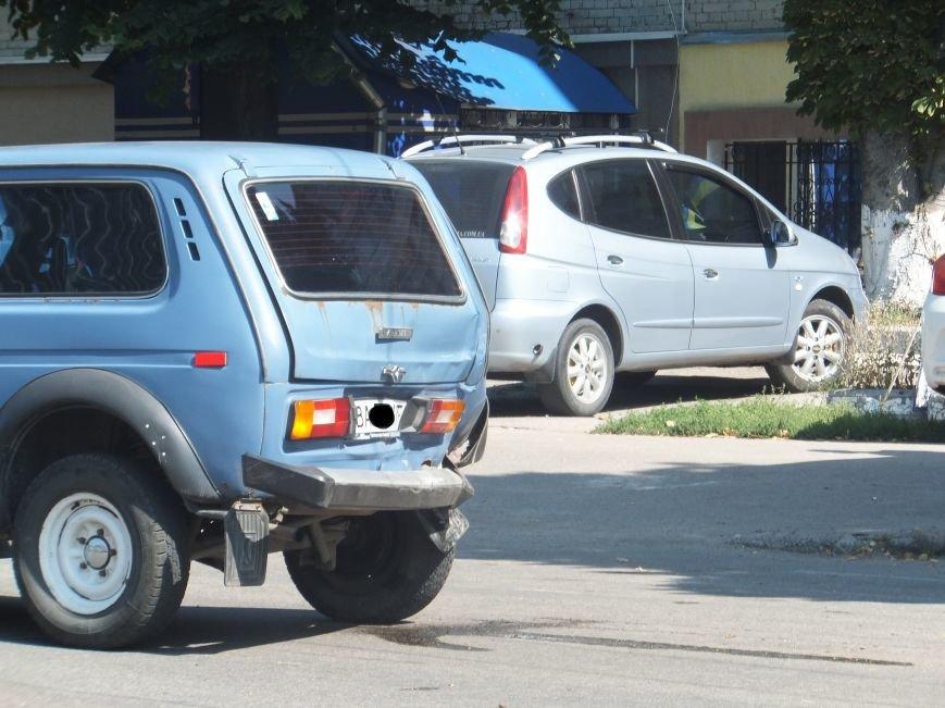 На Черновола в Кировограде произошло ДТП. ФОТО (фото) - фото 1
