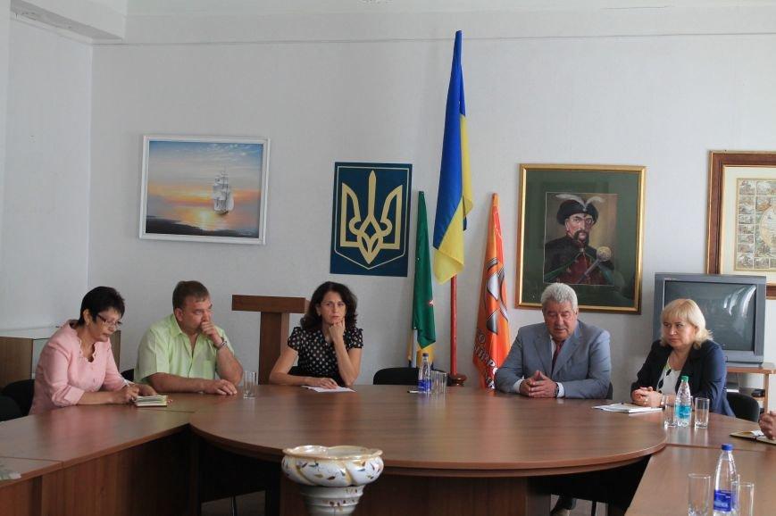 Часовоярских ОСМДшников привлекают к участию в международных грантах и проектах, фото-1