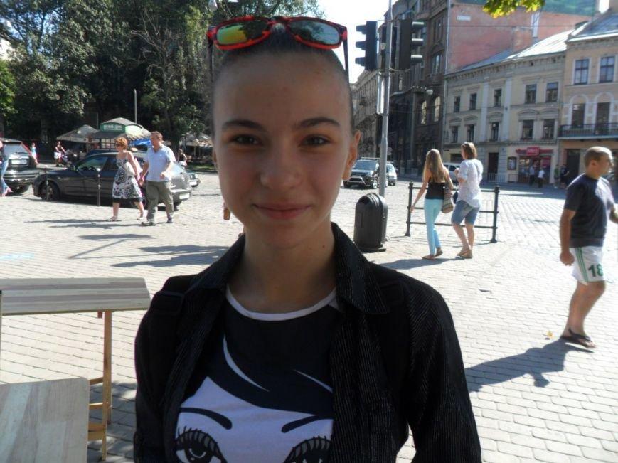 Що думають львів'яни про нову поліцію (фото) - фото 4