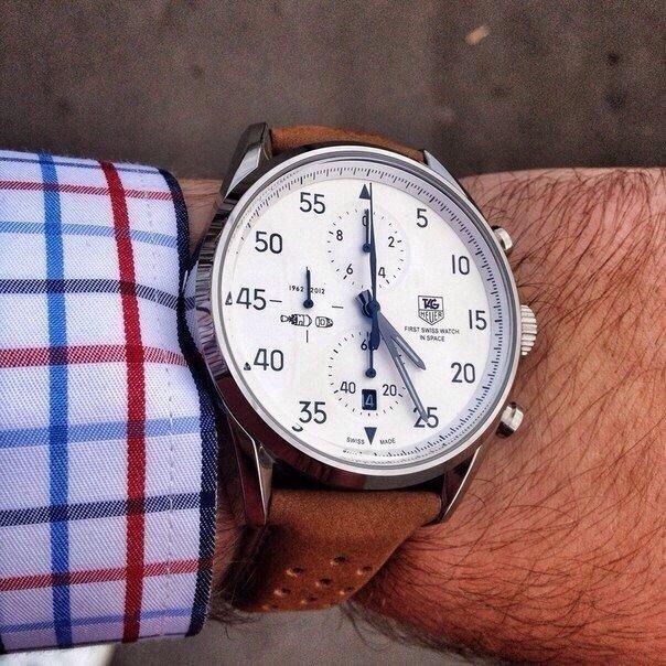 Часы Tag Heuer Carrera Space X – скидка 70% до конца недели (фото) - фото 5