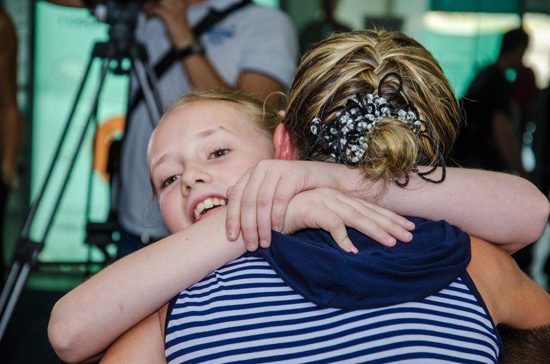 Четверо раненых в АТО детей вернулись с реабилитации в Литве (ФОТО) (фото) - фото 1