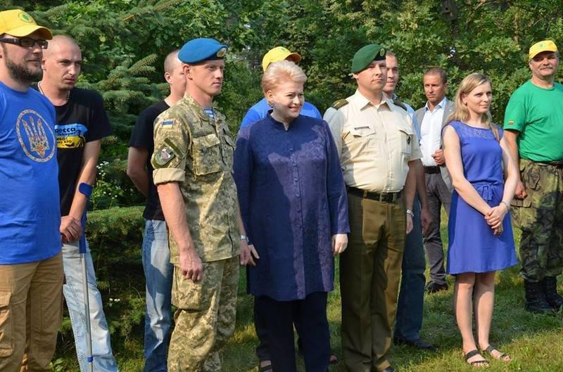 Массажи и скалолазание: еще 4 воина АТО оздоровились в Литве (фото) - фото 1