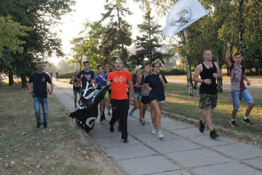 В Мариуполе прошла пробежка за Здоровый образ жизни (ФОТО) (фото) - фото 1