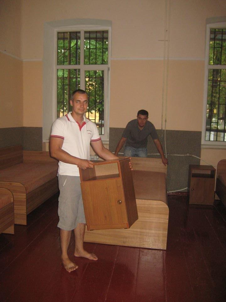 Реабілітаційний центр для бійців АТО у Чернівцях готовий до відкриття (ФОТО), фото-6
