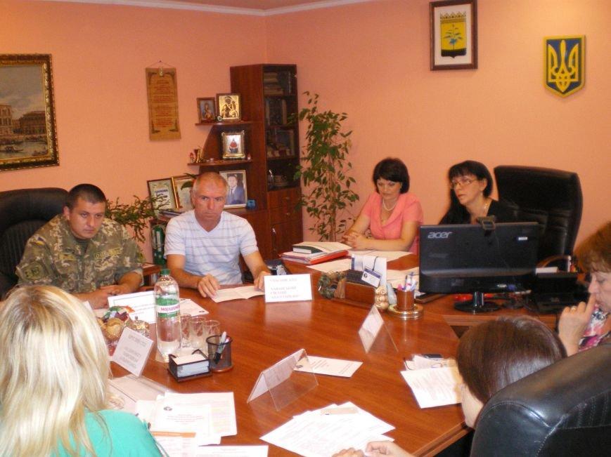 В Димитровском центре занятости отметили необходимость социальной адаптации участников АТО (фото) - фото 1