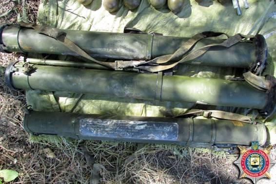 В Донецкой области нашли тайник с 2,5 тысячами патронов (ФОТО) (фото) - фото 2