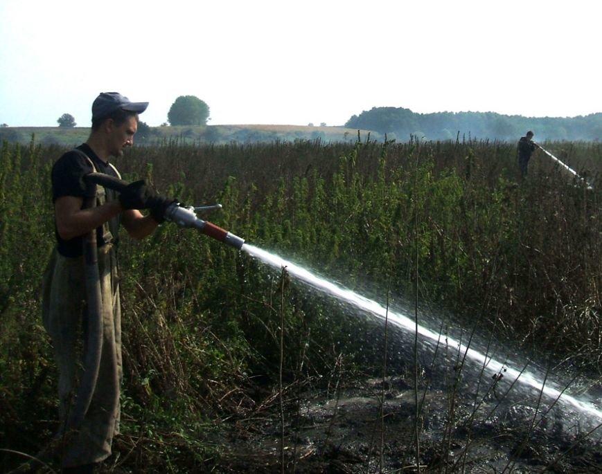 Кременчуг, как и часть всей Полтавской области накрыла дымовая завеса (ФОТО) (фото) - фото 3